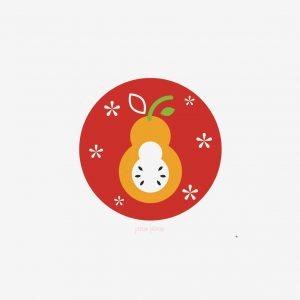Bild päron, pirum parum