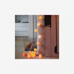 Ljusslinga Apricot, 20 bollar
