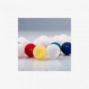 Ljusslinga Sprinkles, 20 bollar