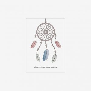 Poster Dreamcatcher 50×70, multi