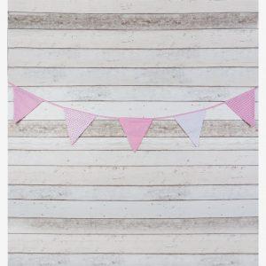 Vimpel rosa 465 cm
