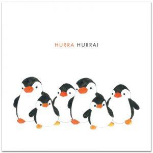 Kort Pingviner