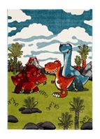 Matta barnrum Dino
