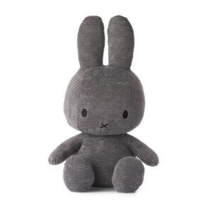 Miffy kanin grå 50 cm