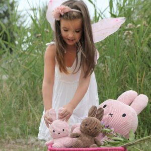 Picca Loulou kanin rosa