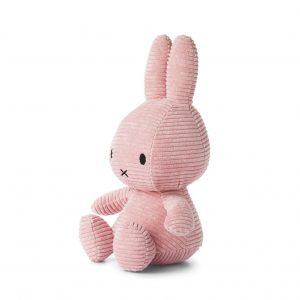 Miffy kanin rosa 23 cm