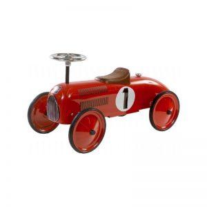 Sparkbil röd racerbil