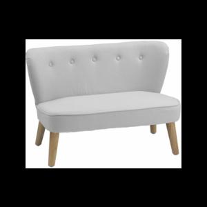 Soffa ljusgrå