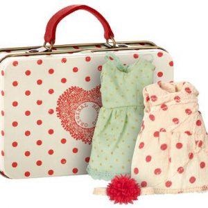 Resväska med kläder