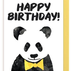 Kort panda