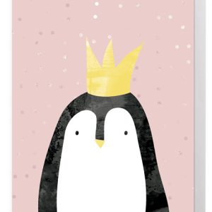 Kort pingvin