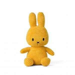Miffy kanin gul 23 cm