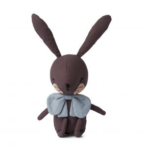 Picca Loulou kanin grå