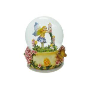 Spieluhrenwelt Glob älva i blomhav